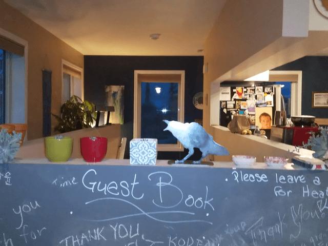 写真:カナダの家の洒落たインテリア